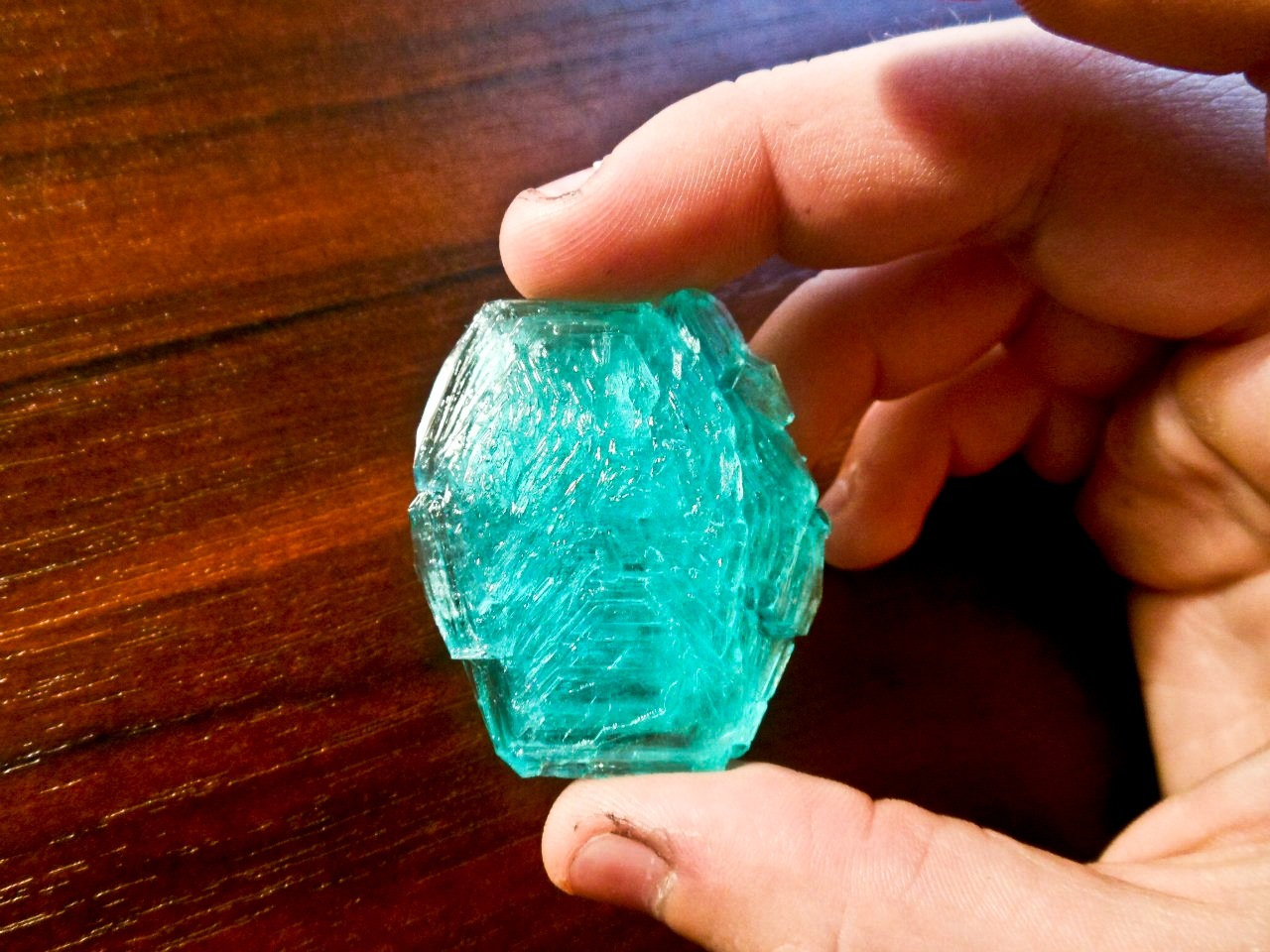 Фотки домашних кристалов